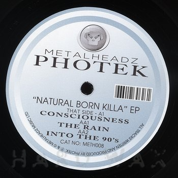 Cover art - Photek: Natural Born Killa EP