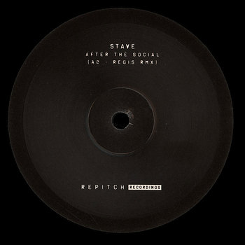 Cover art - Stave: After The Social