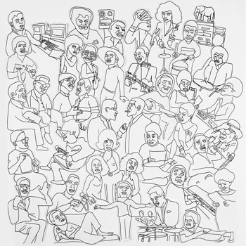 Cover art - Romare: Projections