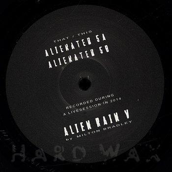 Cover art - Alien Rain: Alien Rain V