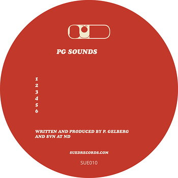 Cover art - PG Sounds: Sued 10
