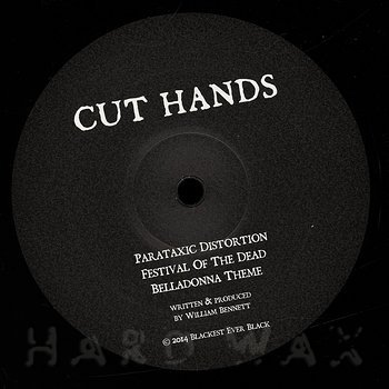 Cover art - Cut Hands: Festival Of The Dead