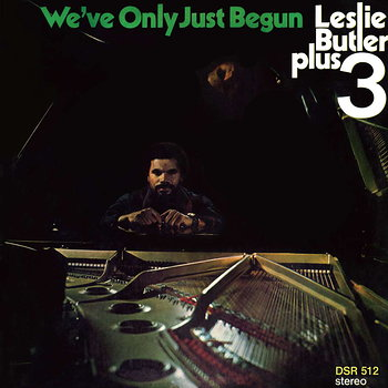 Cover art - Leslie Butler: We've Only Just Begun