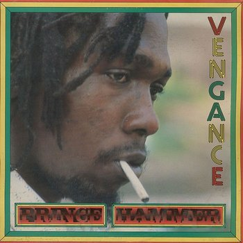 Cover art - Prince Hammer: Vengance