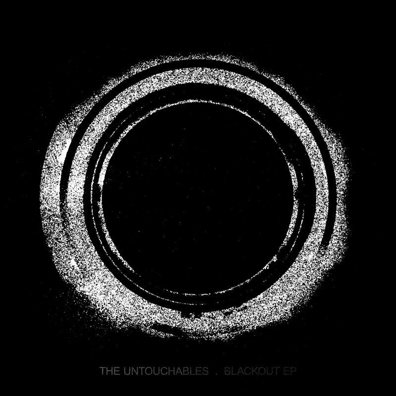 Cover art - The Untouchables: Blackout EP