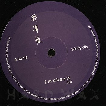 Cover art - Tang: Windy City