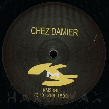 Cover art - Chez Damier: Untitled