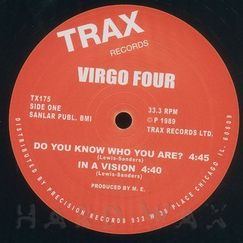 Cover art - Virgo Four: Do You Know Who You Are