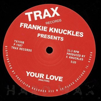 Cover art - Frankie Knuckles: Baby Wants To Ride