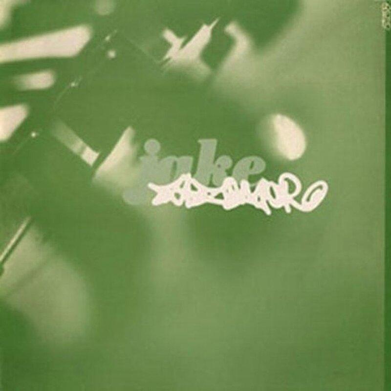 Cover art - Jake Slazenger: Makesaracket