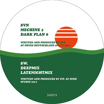 Cover art - SW: Sued 19