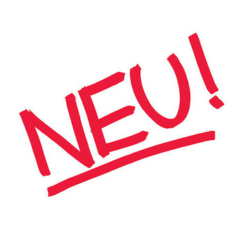 Cover art - Neu!: Vinyl Box