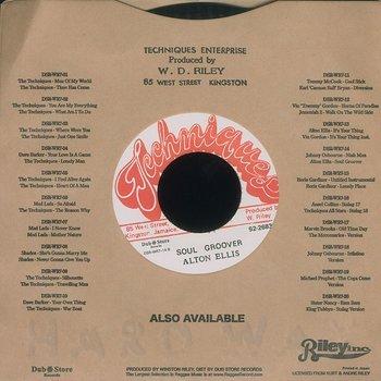 Cover art - Johnny Osbourne: Niah Man