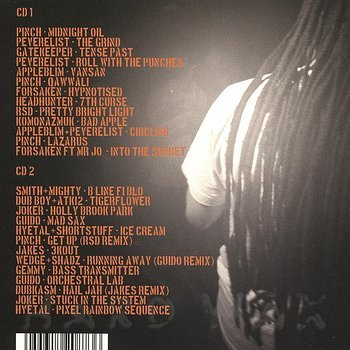 Cover art - Various Artists: Worth The Weight: Bristol Dubstep Classics