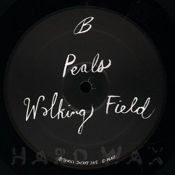 Cover art - Peals: Walking Field