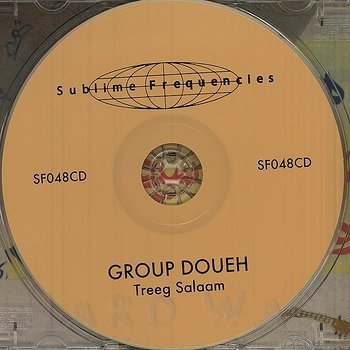 Cover art - Group Doueh: Treeg Salaam