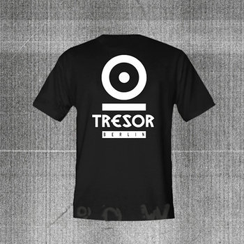 "Cover art - T-Shirt, Size L: ""Berlin-Detroit"", Black"