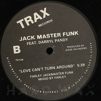 Cover art - Jack Master Funk: Jack The Bass