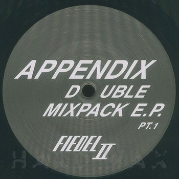 Cover art - Various Artists: Appendix – Double Mixpack E.P.
