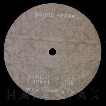 Cover art - Async Sense: Async Sense