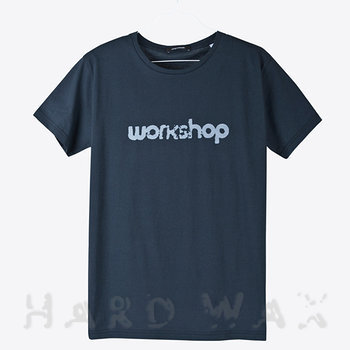 Cover art - T-Shirt, Size M: Workshop Logo, Dark Navy