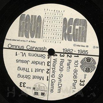 Cover art - Aqua Regia: Omnus Carwash