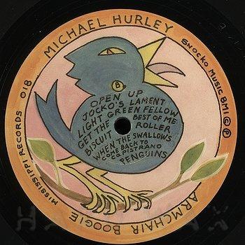 Michael Hurley Armchair Boogie Hard Wax