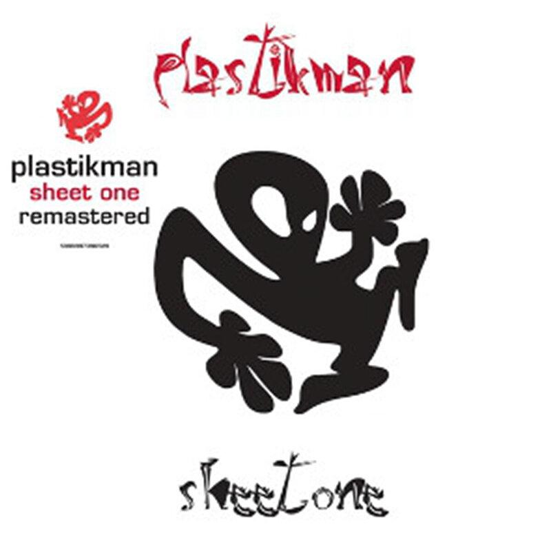 Cover art - Plastikman: Sheet One