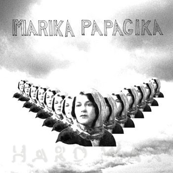Cover art - Marika Papadika: The Further Flame, The Worse It Burns Me
