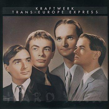 Cover art - Kraftwerk: Trans-Europe-Express