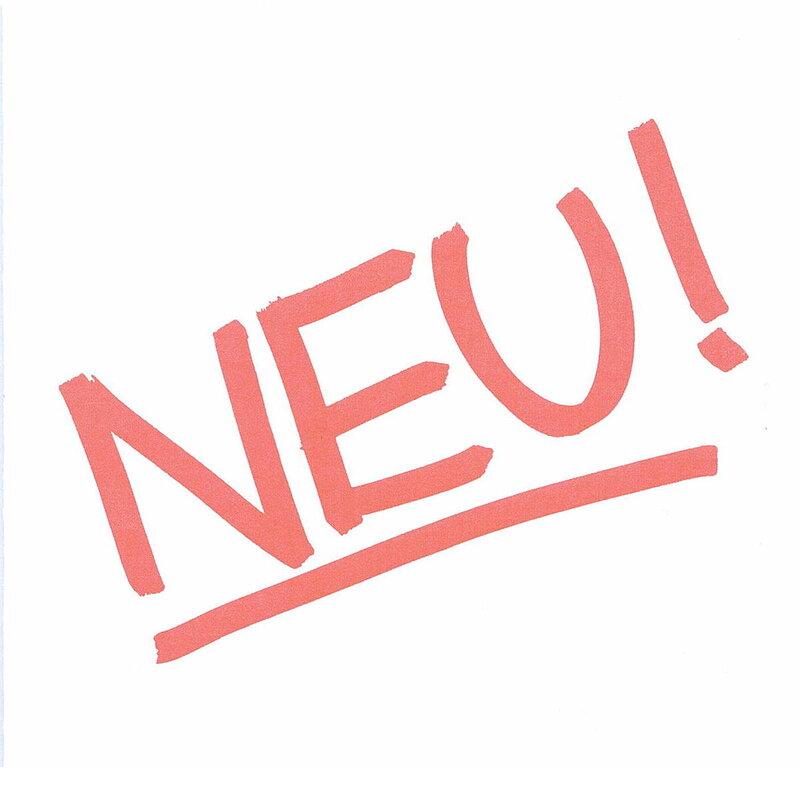 Cover art - Neu!: Neu!