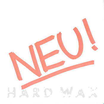 Cover art - Neu!: Neu!