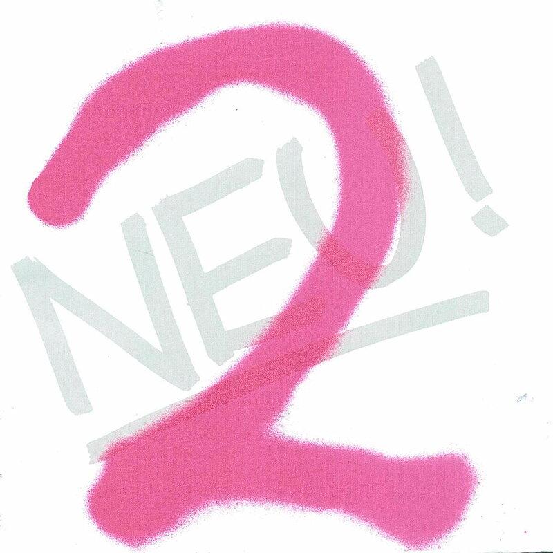 Cover art - Neu!: Neu! 2