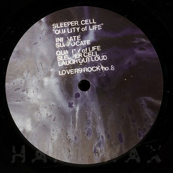 Cover art - Sleeper Cell: Quality Of Life