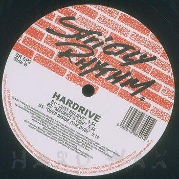 Cover art - Hardrive: Deep Inside