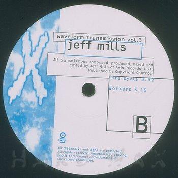 Cover art - Jeff Mills: Waveform Transmission 3