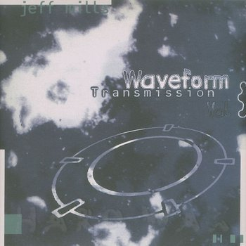 Cover art - Jeff Mills: Waveform Transmission 3