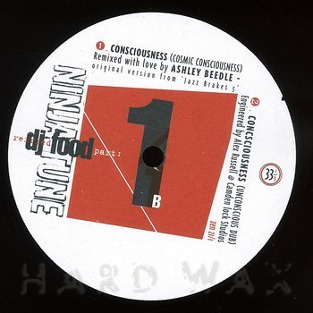 Cover art - DJ Food: Refried Food Pts. 1 & 2
