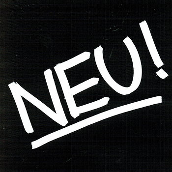 Cover art - Neu!: Neu! 75