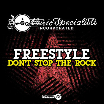 Cover art - Freestyle: Don't Stop The Rock