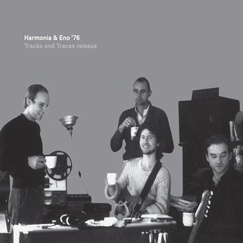 Cover art - Harmonia & Eno '76: Tracks And Traces Reissue