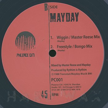Cover art - Mayday: Sinister