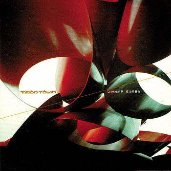 Cover art - Amon Tobin: Chomp Samba