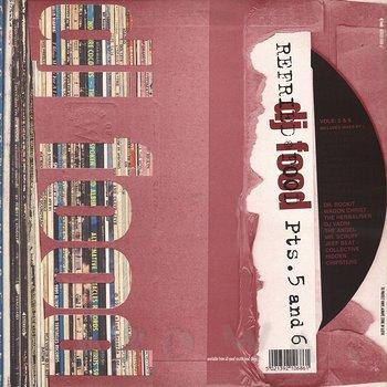 Cover art - DJ Food: Refried Food Pts. 5 & 6