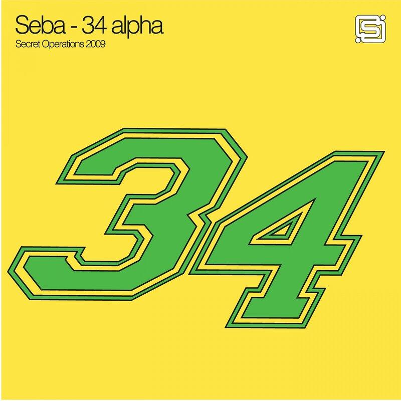 Cover art - Seba: 34 Alpha