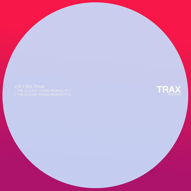 Cover art - Joey Beltram: The Start It Up Remixes