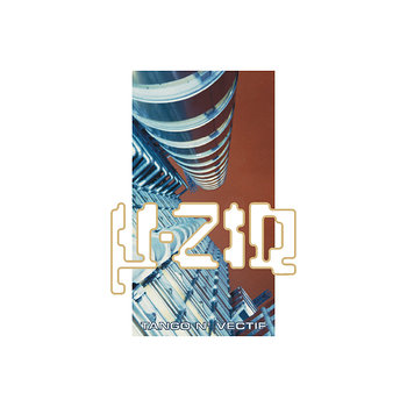 Cover art - µ-Ziq: Tango N' Vectif