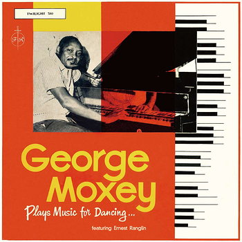 Cover art - George Moxey: Plays Music For Dancing