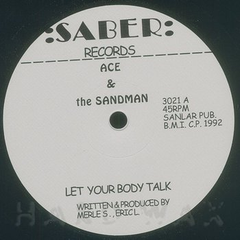 Cover art - Ace & The Sandman: Let Your Body Talk