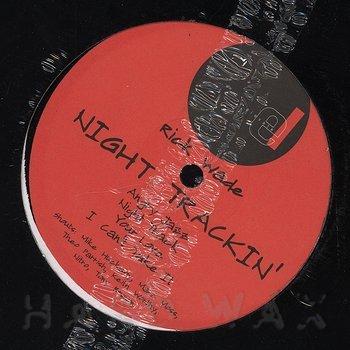 Cover art - Rick Wade: Night Trackin'